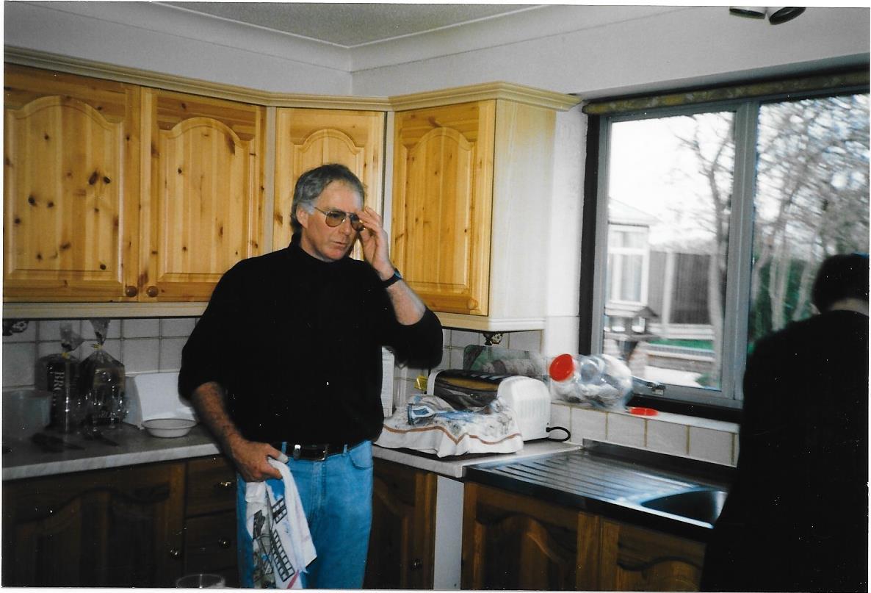 Kitchen Rob
