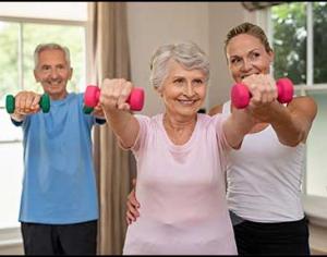 Elderley-Exercise